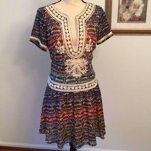 Bebe dress size 10 nwot